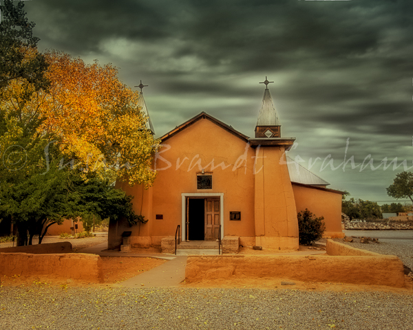 The Old San Ysidro Church