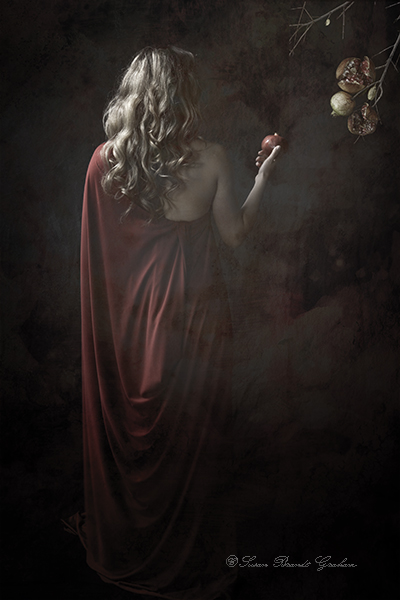 persephone in the underworld susan brandt graham photography