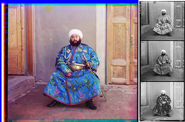 Work of By Sergey Prokudin-Gorsky