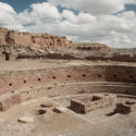 film negative Chaco Canyon