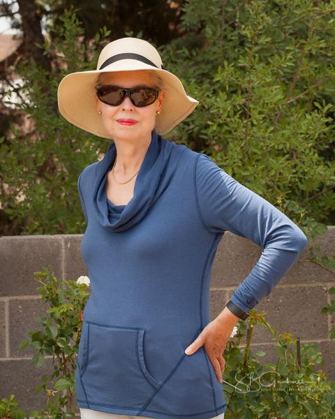 Wearable sun protection