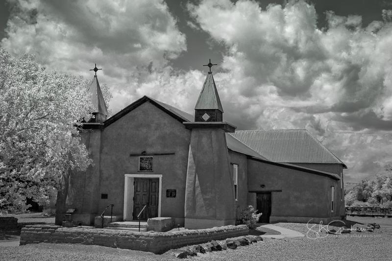old san ysidro church corrales
